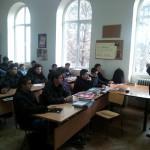 Военно обучение в Софийската духовна семинария